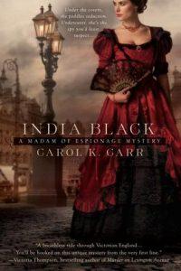 Carol K. Carr - India Black