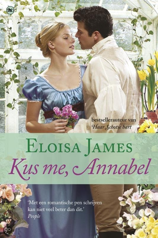 Eloisa James – Kus me, Annabel