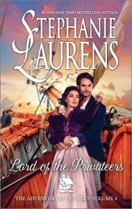 Stephanie Laurens - Lord of the Privateers