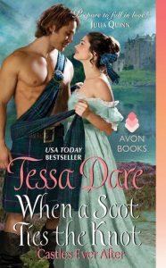 Tessa Dare - When a Scot Ties the Knot