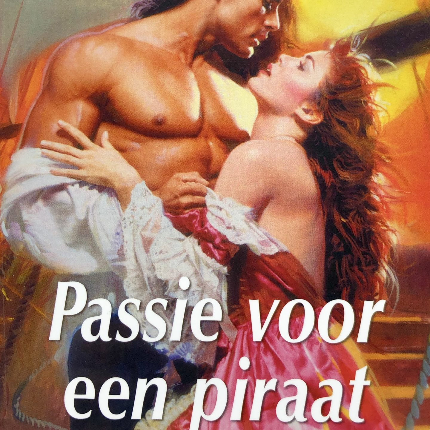 Jennifer Ashley – Passie voor een piraat