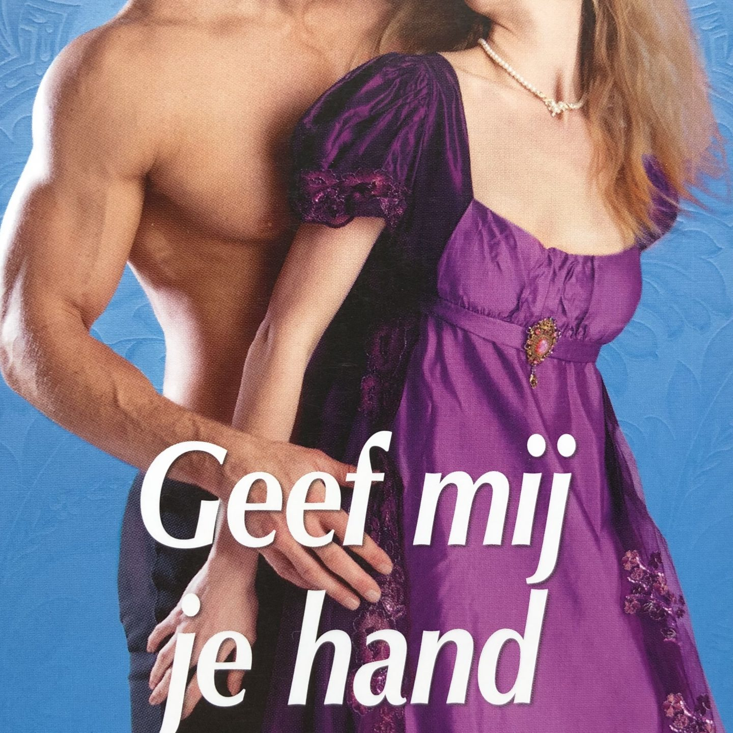 Mary Balogh – Geef mij je hand