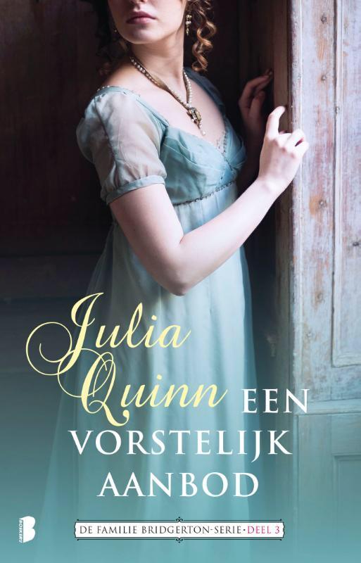 Julia Quinn – Een vorstelijk aanbod